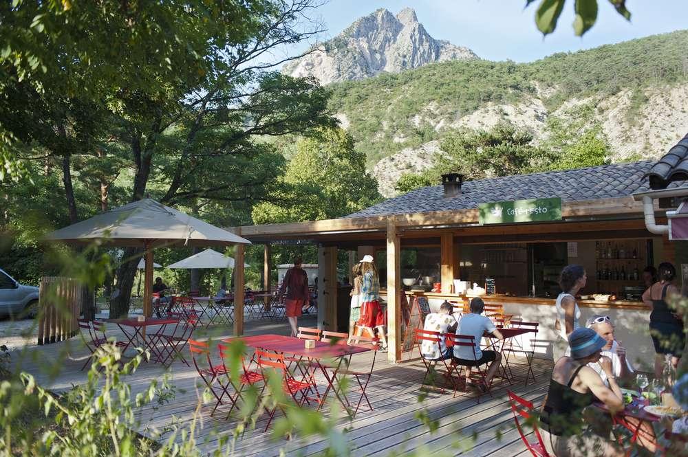 camping Gorges du Verdon Provence