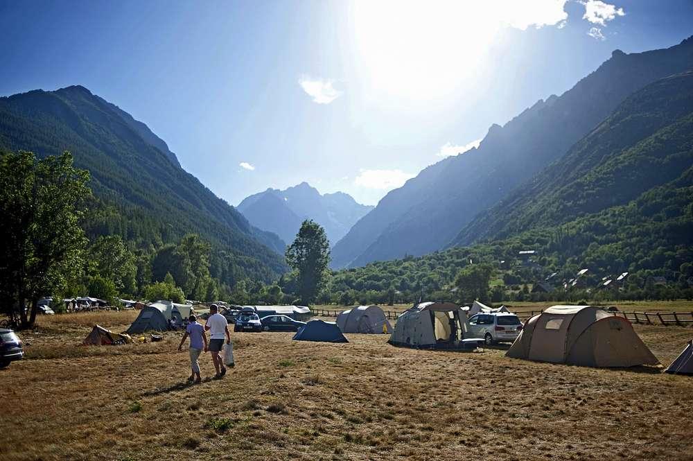 Huttopia campings met uitzicht