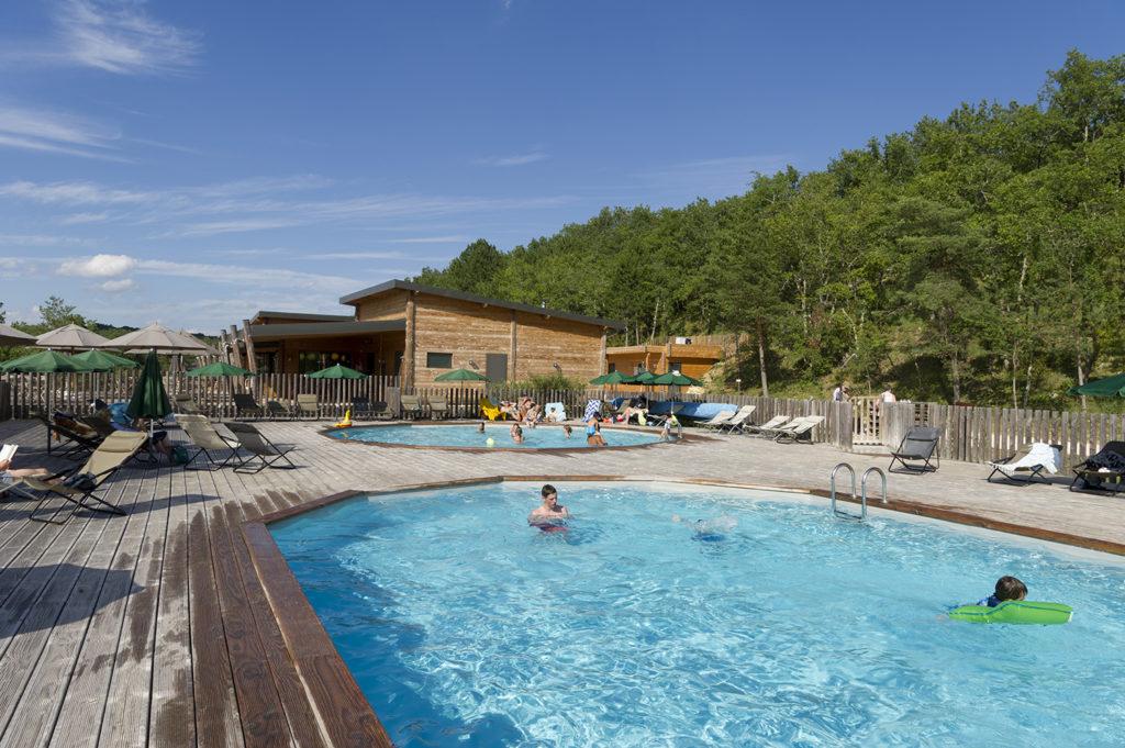 Huttopia Village Sud Ardèche Vakantie