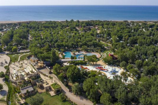 Camping Serignan plage