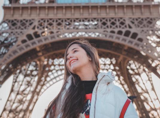 Parijs tips met tieners Eiffeltoren