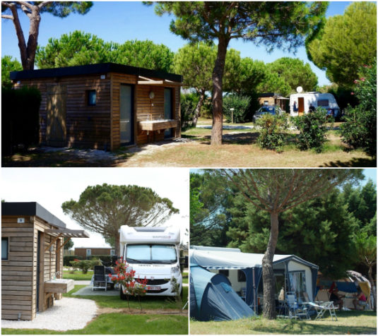 Dragonniere Zuid-Franse camping fijn met baby peuters