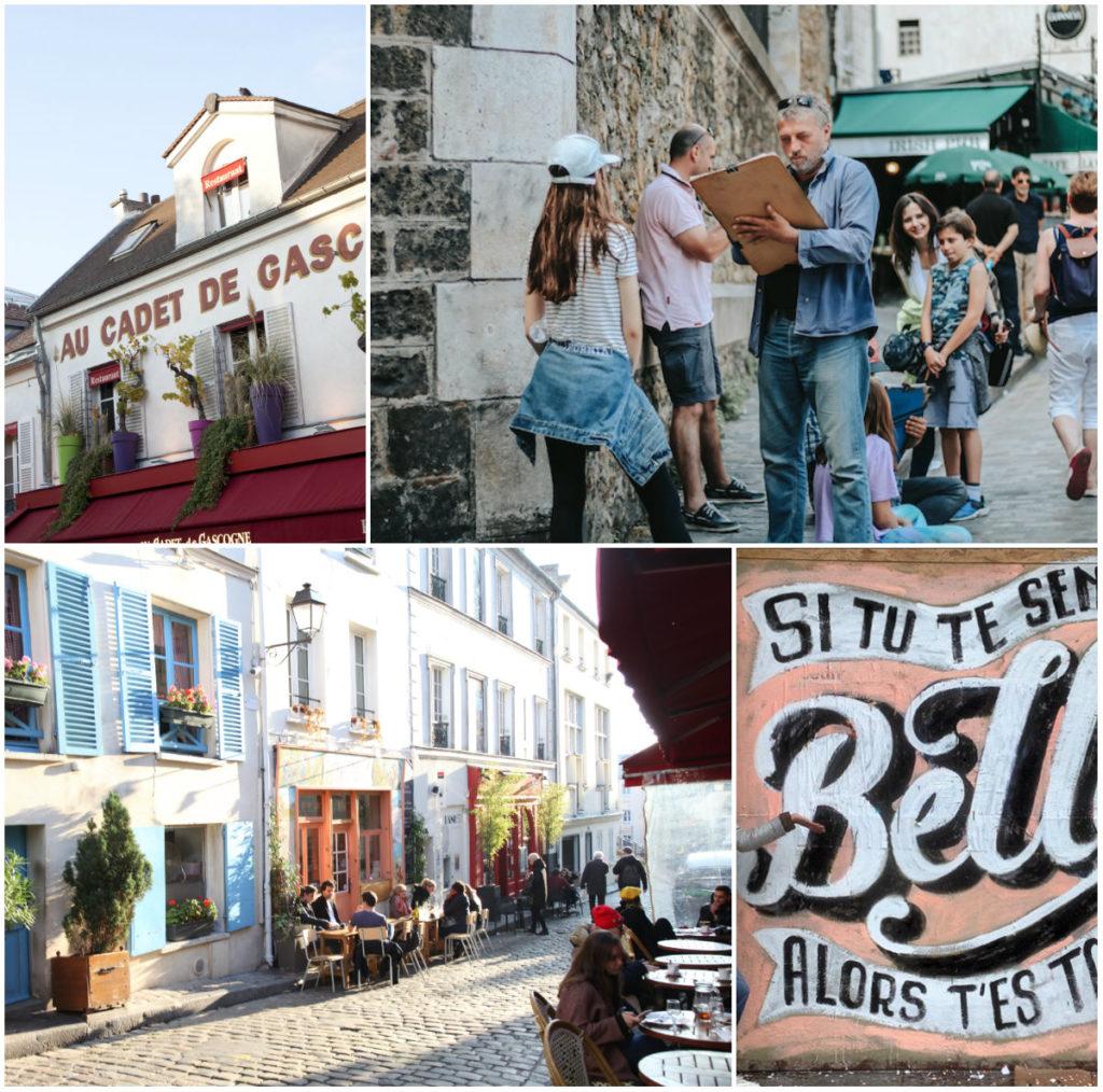 Montmartre leuke wijk