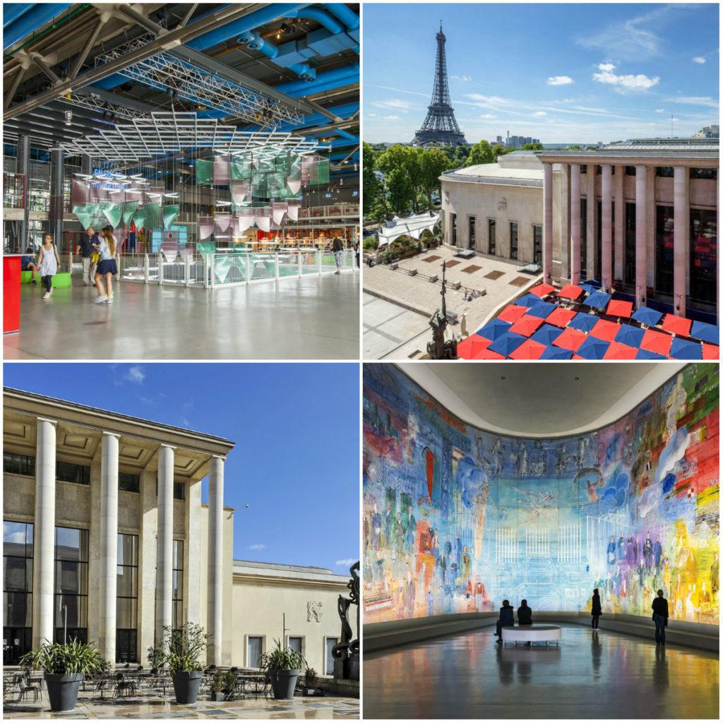 La Tete en Nuage arcadehal in Parijs
