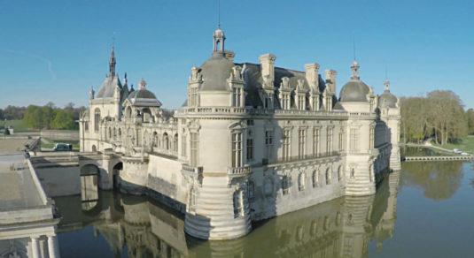 Chantilly Chateaux de France