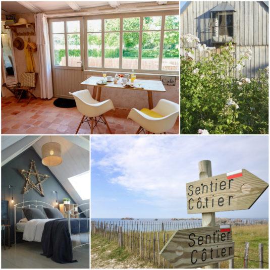 vakantiehuisjes en B&B in Bretagne hip design