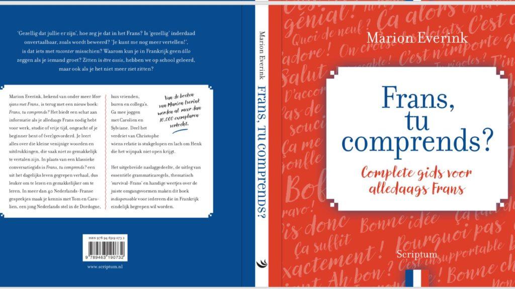 nieuw Frans taalboek Marion Everink