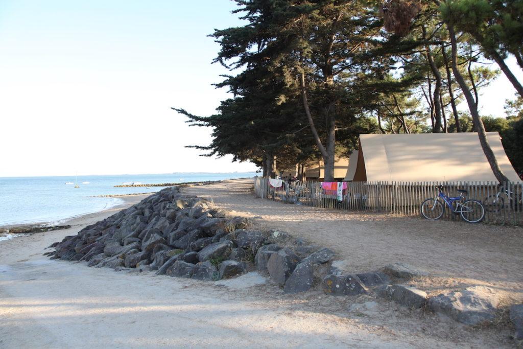 Noirmoutier eiland Plage des Dames