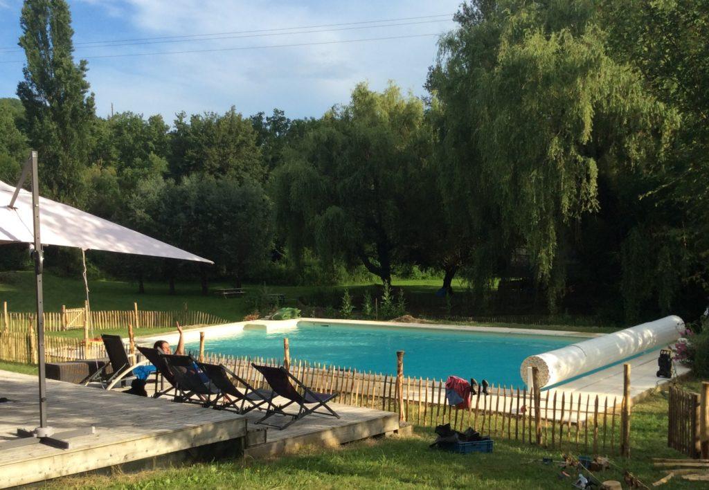 Vakantieboerderij met zwembad in de Tarn-et-Garonne