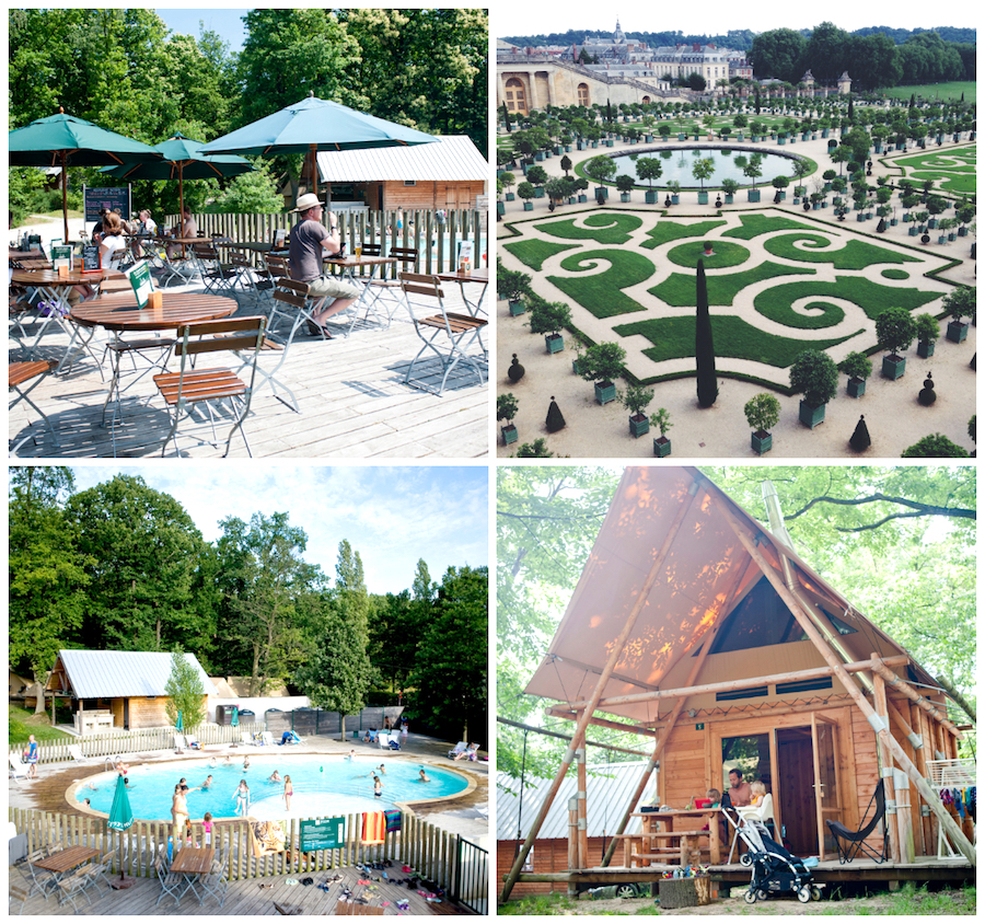 Huttopia Versailles natuurcamping