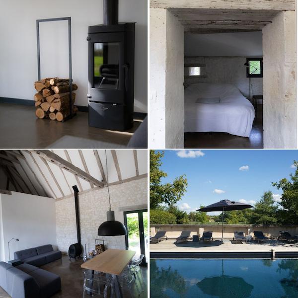 hippe vakantiehuizen Dordogne