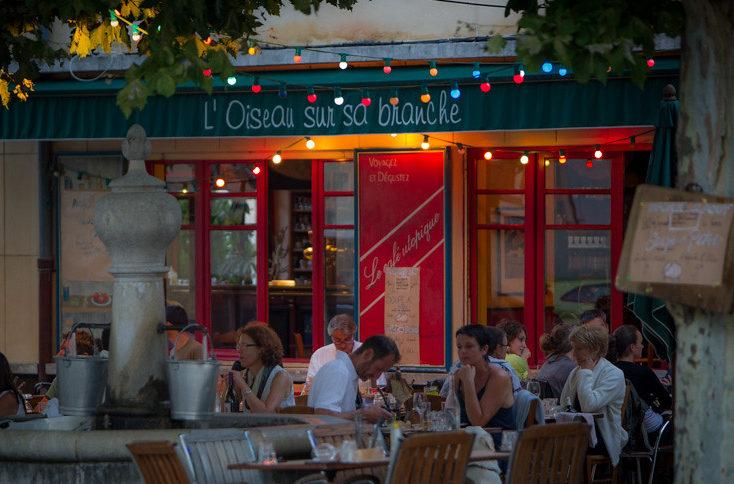 Drome restaurant Saou