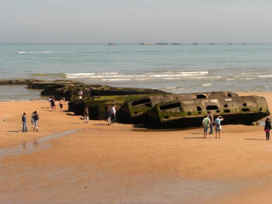Landingsstranden Normandië - D-Day