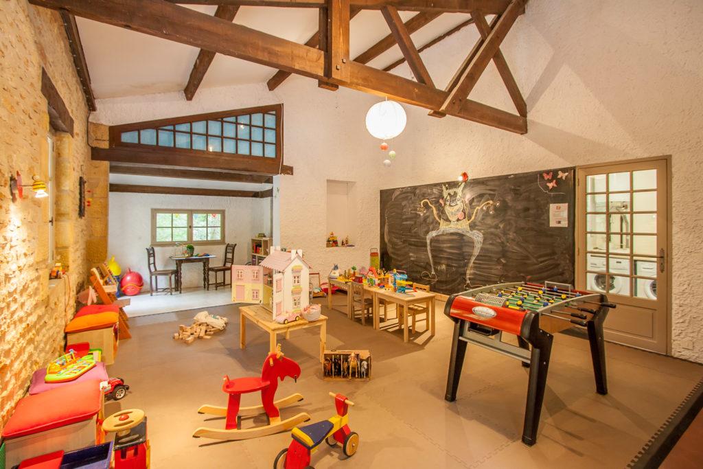 Domaine de la Dolce-speelkamer -Lot