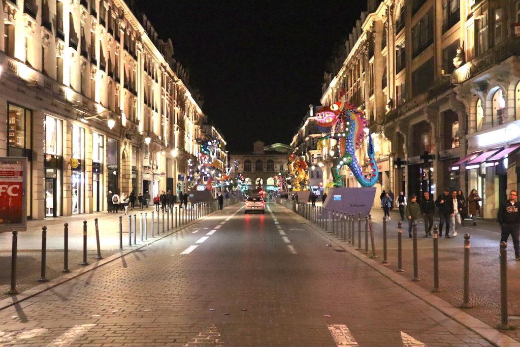 Rue Faidherbe Lille Monsters