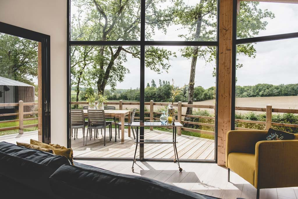 lodges glamping Lot-et-Garonne