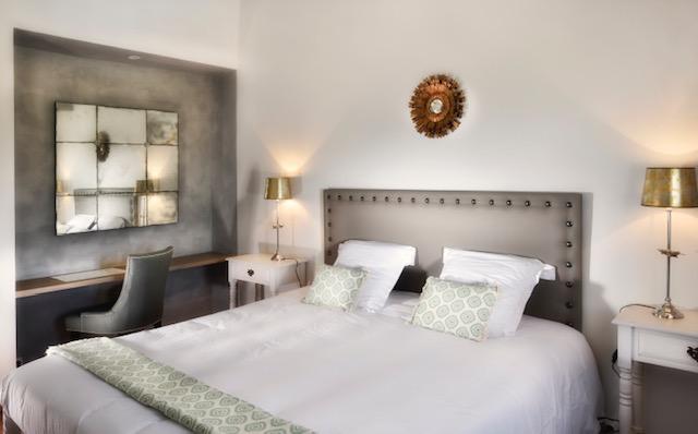 chambre d'hôtes stijl hotel in de Drôme
