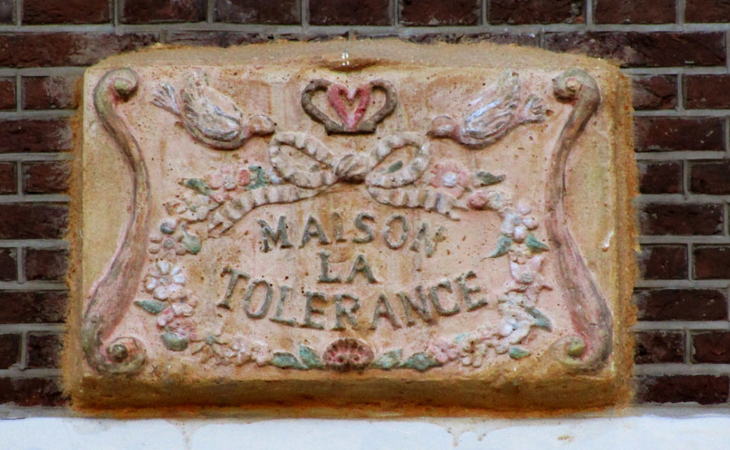 Maison de Tolérance, bordeel Amsterdam