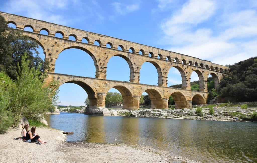 Pont du Gard Unesco