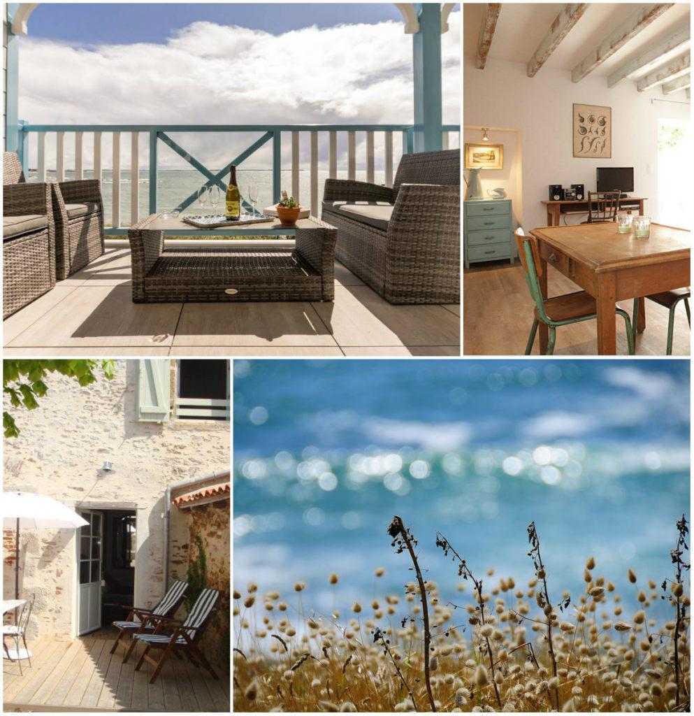 vakantiehuizen bij zee Vendee Loirestreek