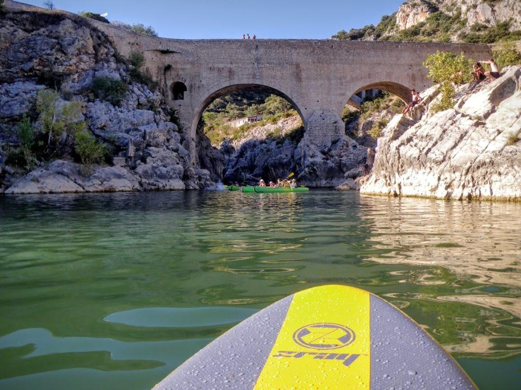 Paddle Pont du Diable