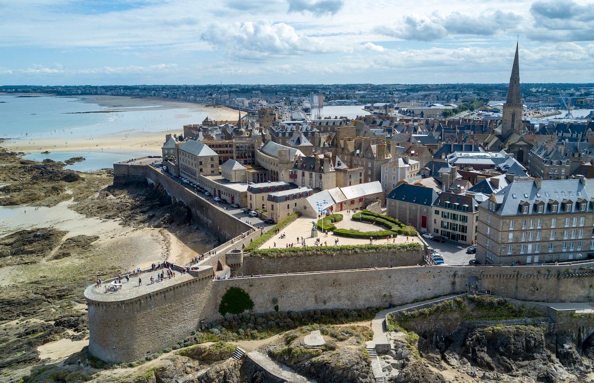 St Malo Bretagne