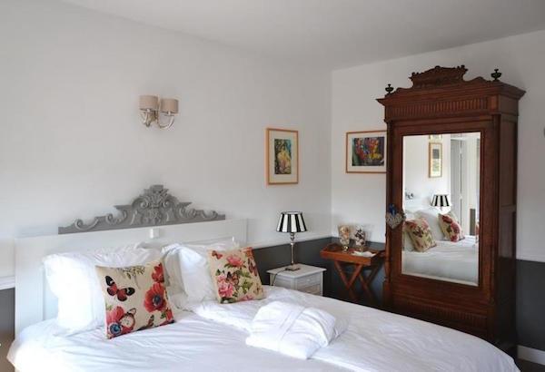 romantische chambres d'hotes Normandische kust
