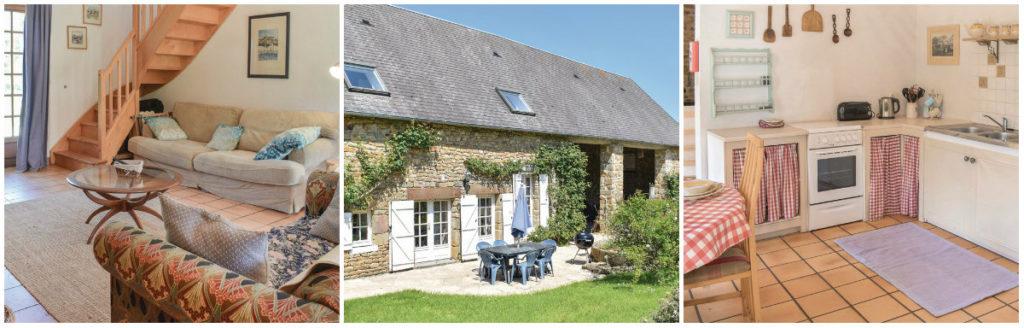St Pierre Langers vakantiehuis Calvados