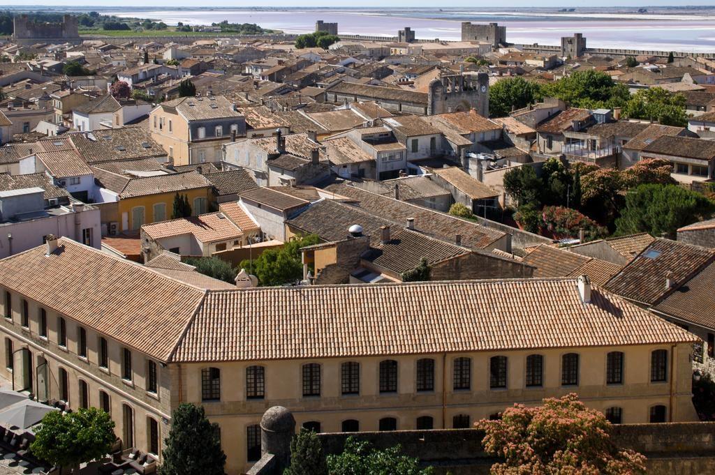 Hotel des remparts Aigues-Mortes