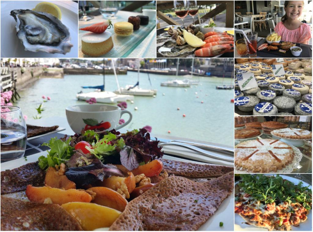 lekker eten leuke activiteiten gezinsvakantie Atlantische kust