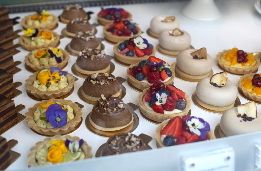 vegan patisserie Parijs