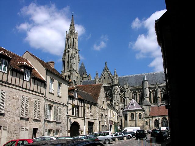 tussenstops Senlis Noord-Frankrijk
