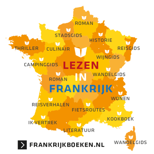 Vakantieboeken Frankrijk