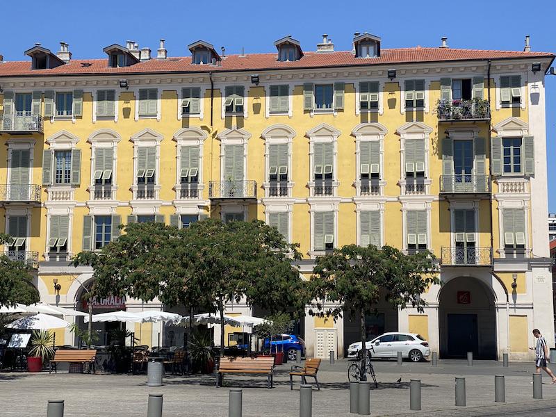 Place Garibaldi Nice