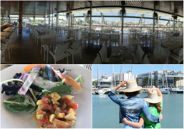 Aquarium van La Rochelle café-restaurant