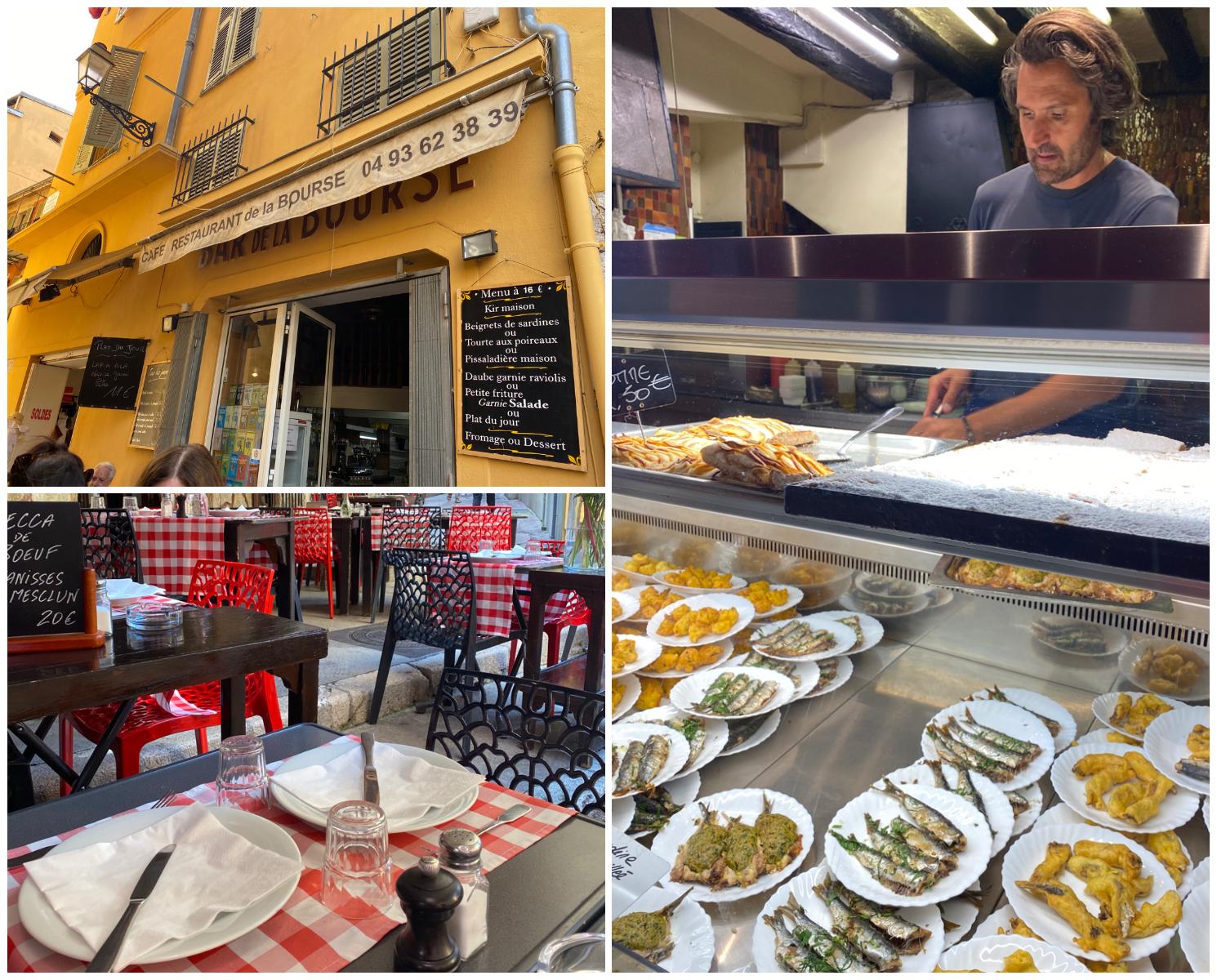 Restaurants Vieux Nice