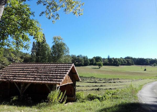 platteland tweede huis in Frankrijk