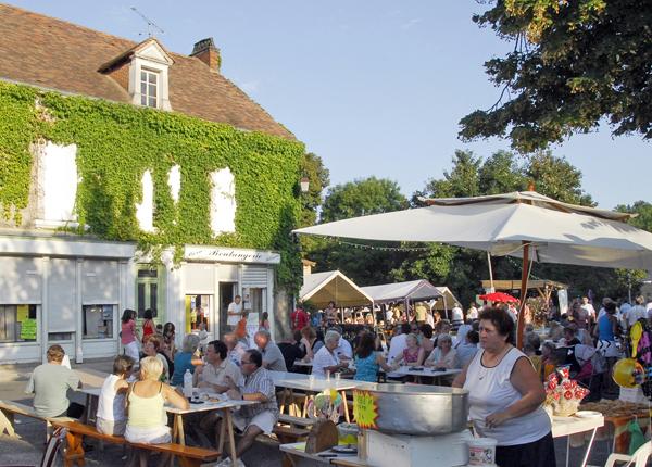 eetmarkten Dordogne