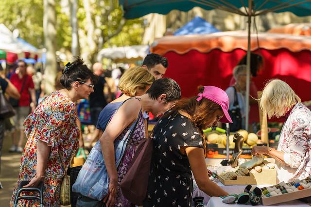 markt Montpellier