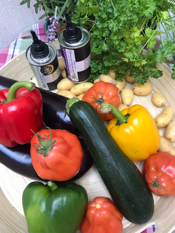 recept tian provençal groenteschotel