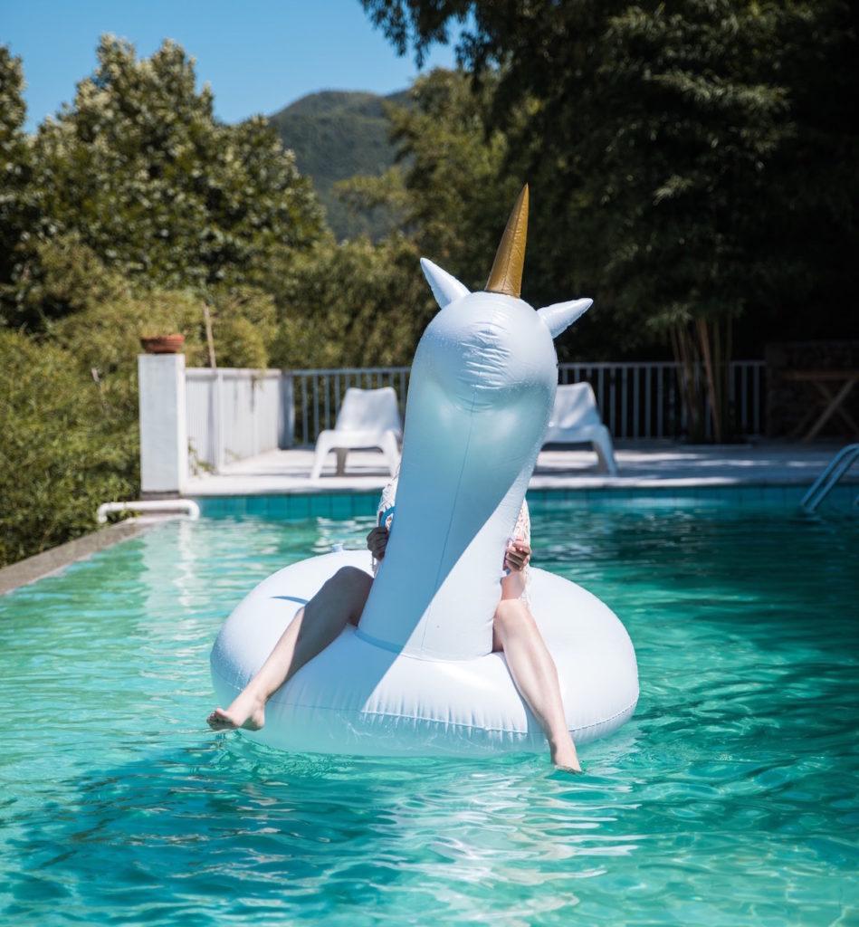 zwembad vakantie Zuid-Frankrijk