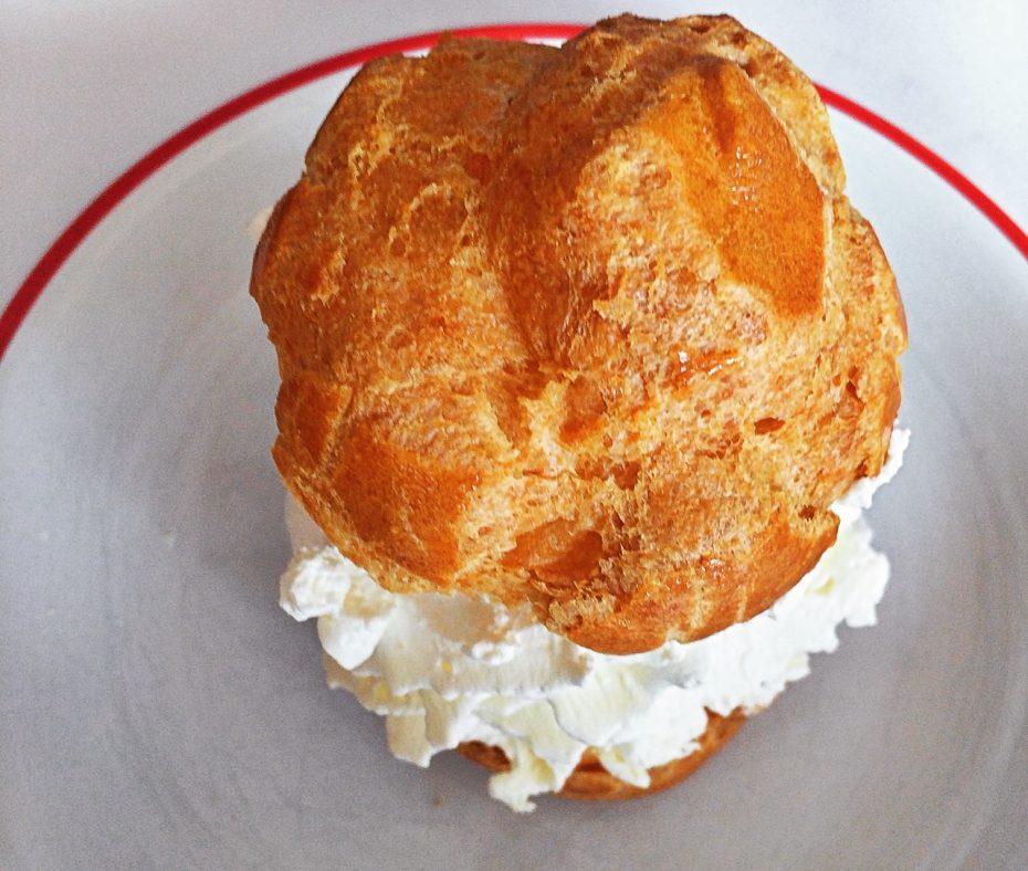 Bouillon Pigalle Chou à la crème
