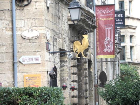 Pezans mooi dorpjes Occitanie