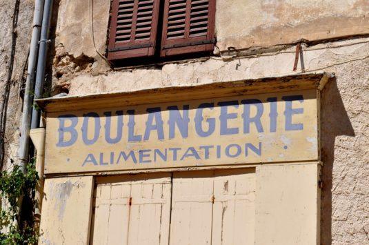bakker in Frankrijk