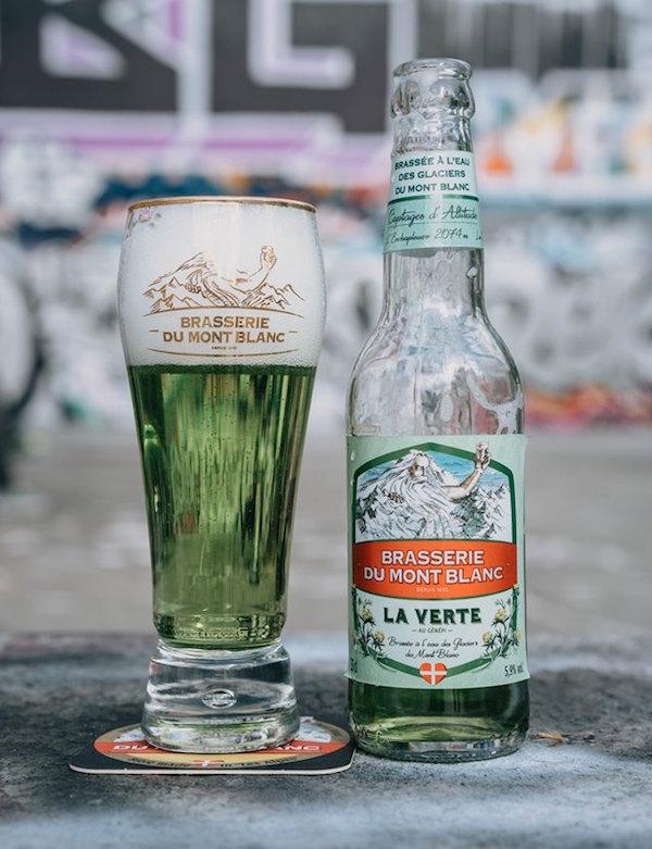 bier uit de Franse Alpen