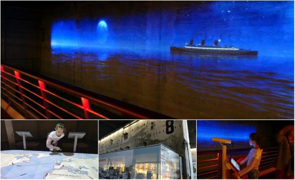 Saint Nazaire expositie cruiseschepen Escalatlantique
