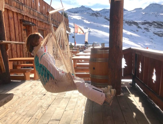 Val Thorens pisterestaurant