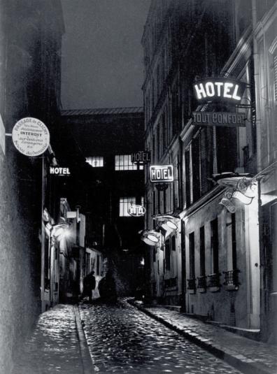 fotoexposotie Brassai Foam nachtleven Parijs