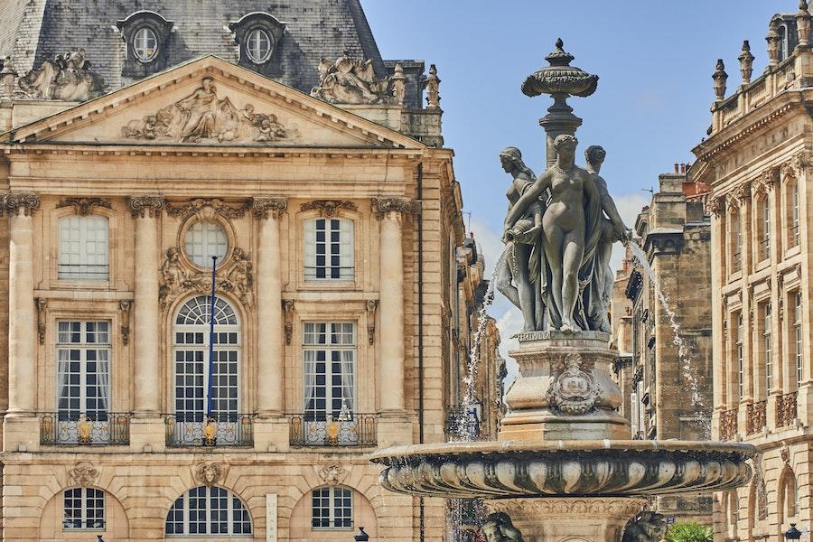 Bordeaux la Bourse