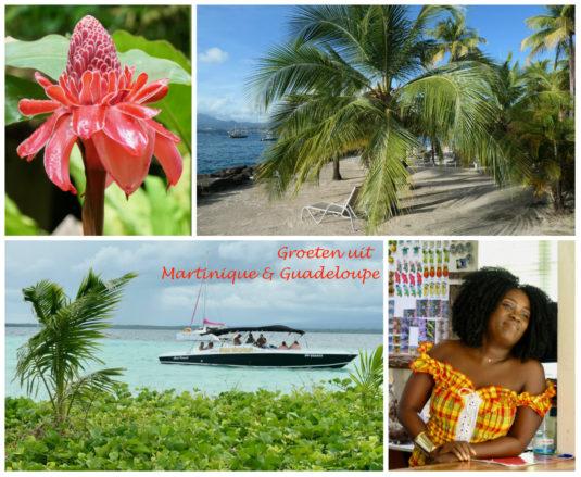 Martinique en Guadeloupe
